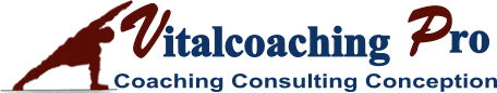 Logo, Vitalcoaching Pro - Coaching Consulting Conception